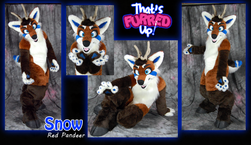 Snow Red Pandeer Commission