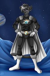 Commission: Meteor Dex
