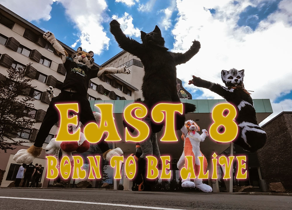 Most recent image: [VIDEO] EAST 8 - Born to be alive