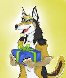 Happy B-day present