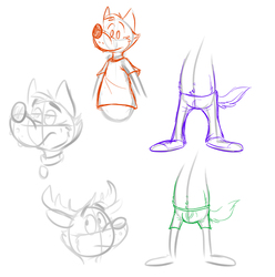 Silly doodles 31