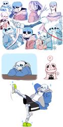 Undertale: Sketch Dump