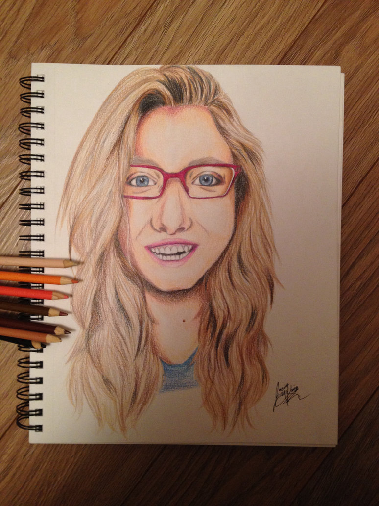 Most recent image: Drawing my beautiful best friend - Realism study