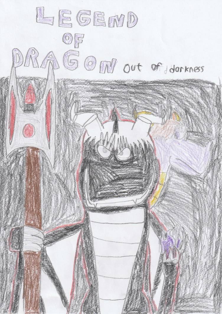 Legend of dragon: Out of darkness cover