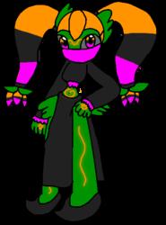 Jeanie the Inkdrian