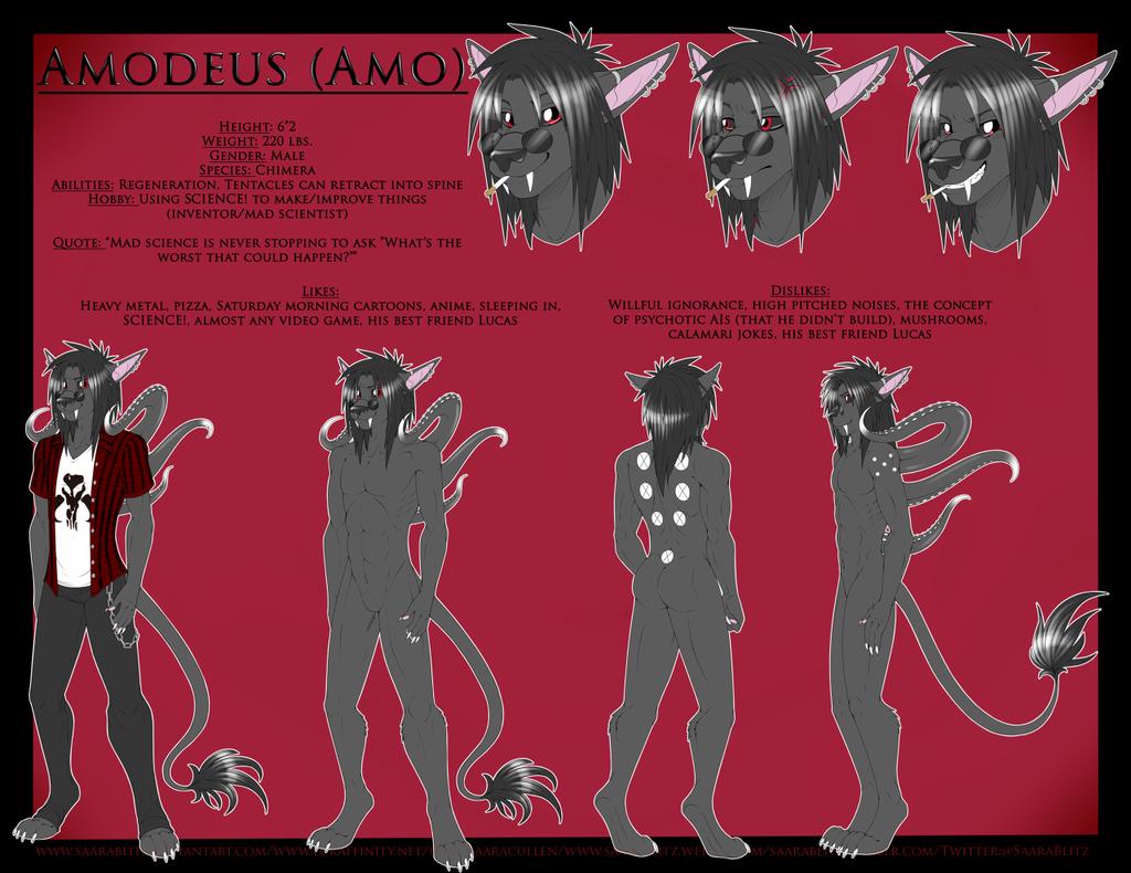 Commission: Amodeus