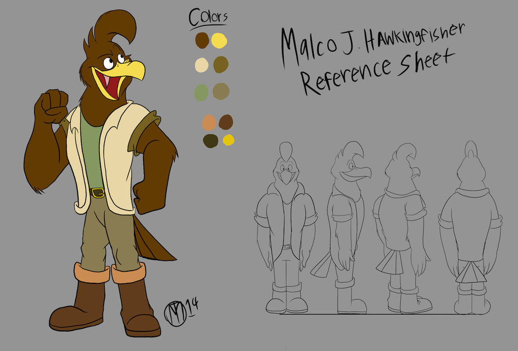 Featured image: Malco Reference Sheet