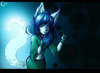Glowy Foxy Tail