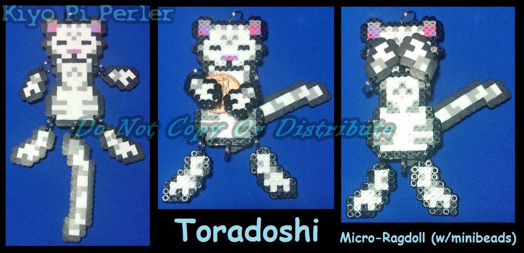 Toradoshi Micro-Ragdoll (Original Pattern)