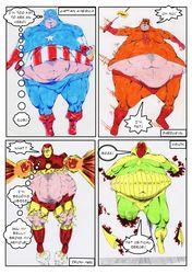 4 fat heroes