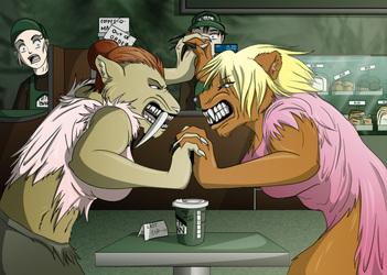 Coffee Battle