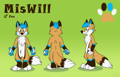 [C]MisWill reference sheet