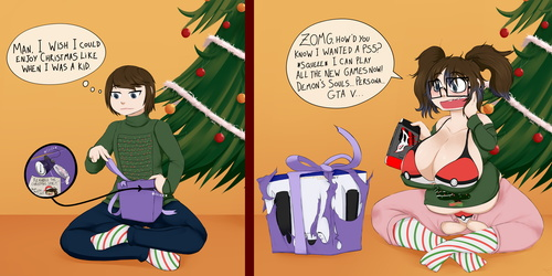 All I Want for Christmas is Vidya
