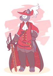 [commission] red mage ink