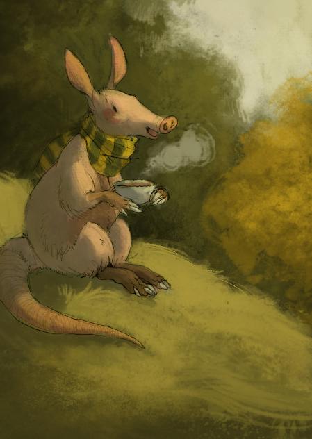 Aardvark - Louve Collab