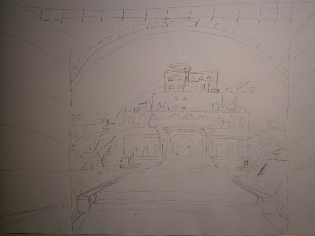 WtV: WIP: Village Eldest Palace