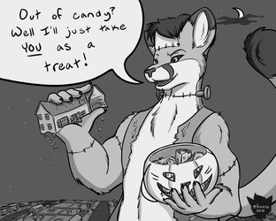 No Candy Left