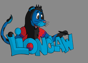 Lionclaw Badge Mark VI