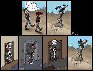 Fallout 3 - Problem Solving