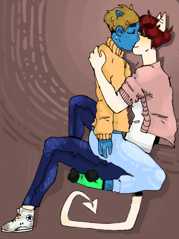 Homo art trade✨