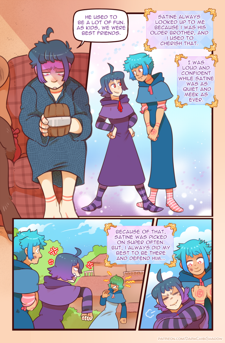 Solanaceae - Prologue Chapter 2 - Page 37