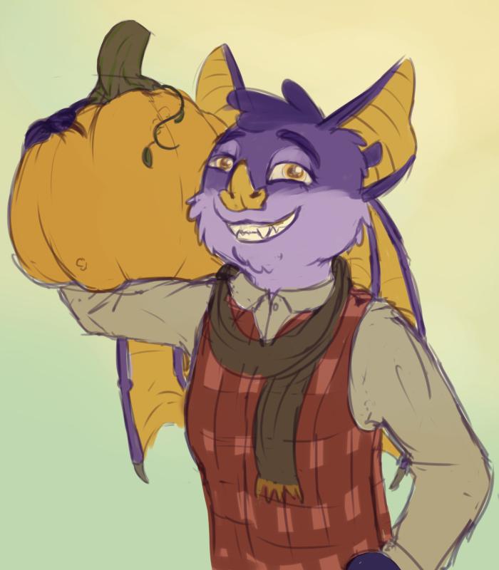 Most recent image: Pumpkin