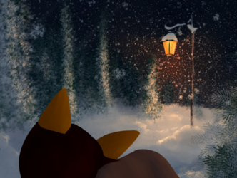 Snowfall (by Nonfinite)