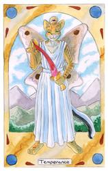 Tarot Card: Temperance for Leinir - Finished