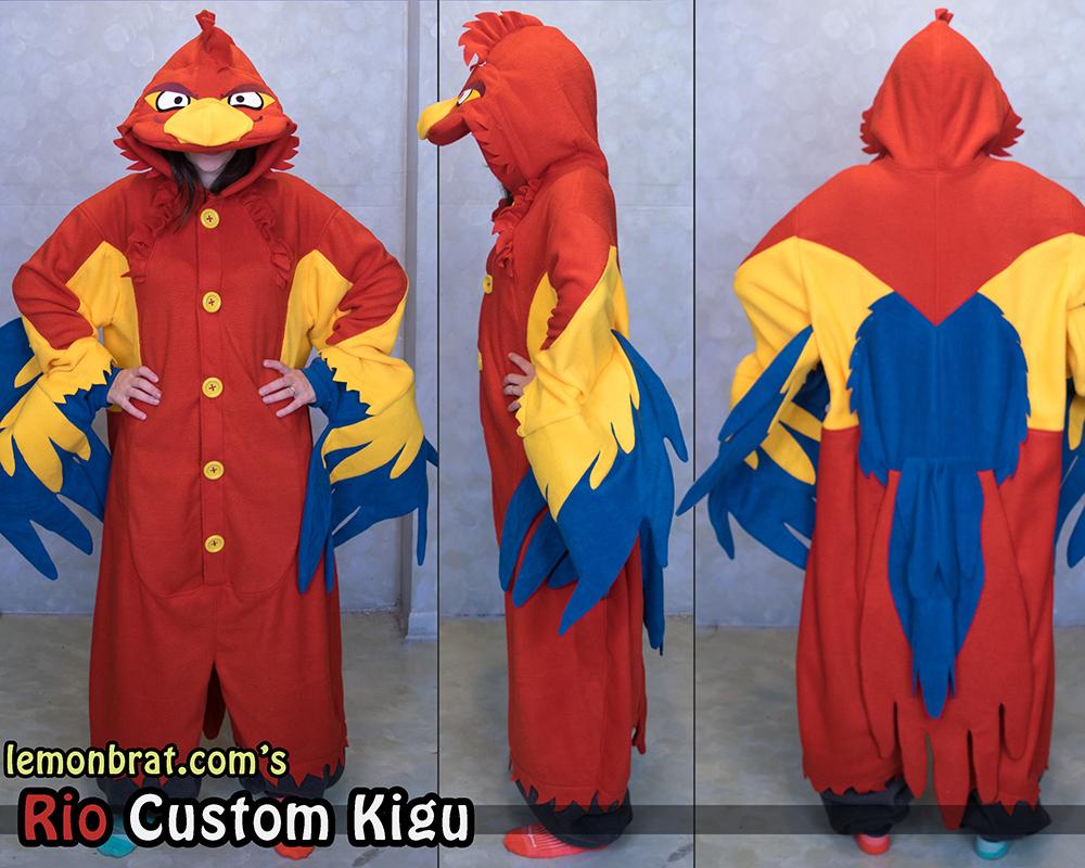 Rio Custom Kigu