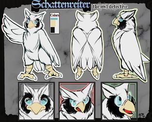 Owl boy ref