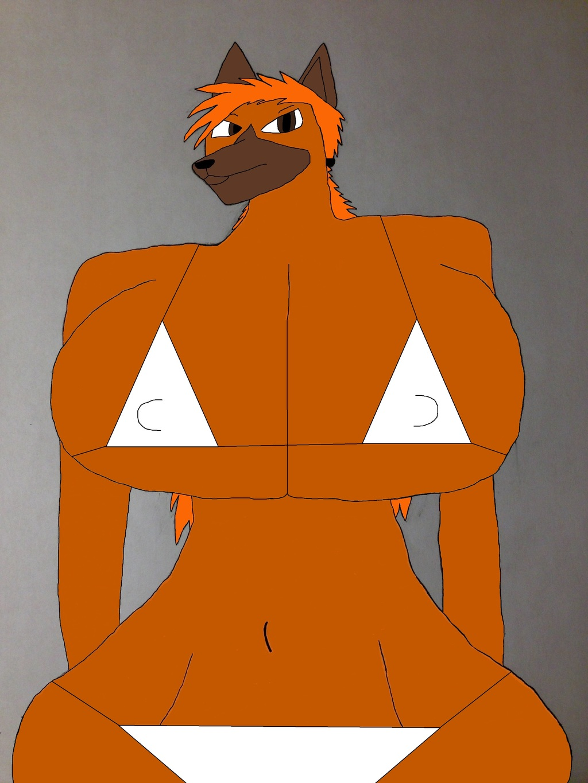 Bikini Tracy!