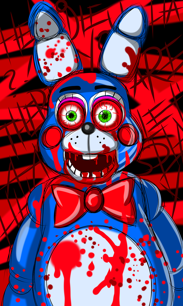 Bloody Bonnie [Quick Sketch]