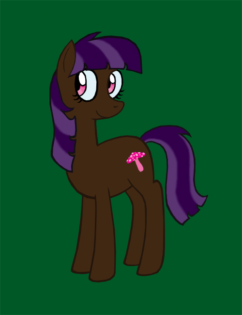 This is my pony.