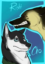 Cho and Rishi - trade for Ash