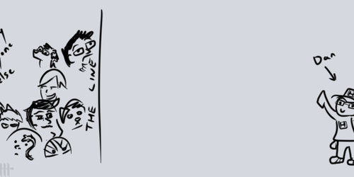 Line Crosser Sqrew