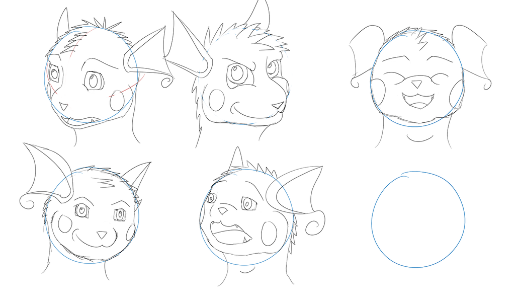 Most recent image: Expression Practice - Raichu