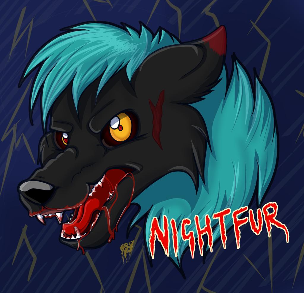 Nightfur Badge