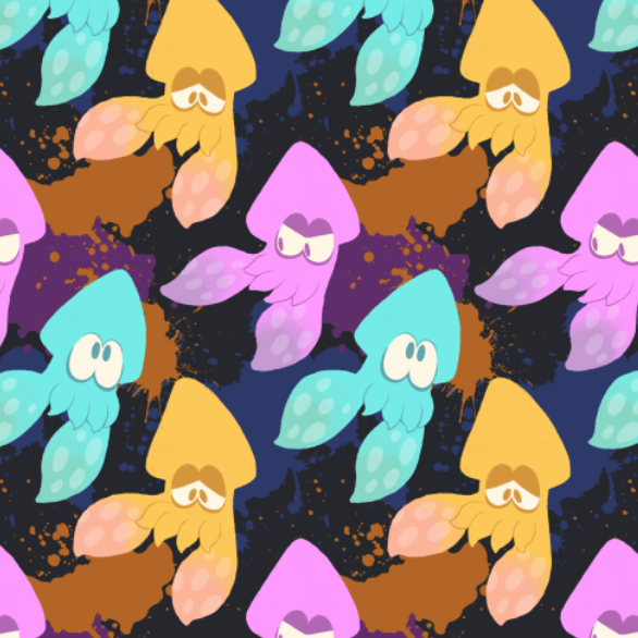 Inkling Background