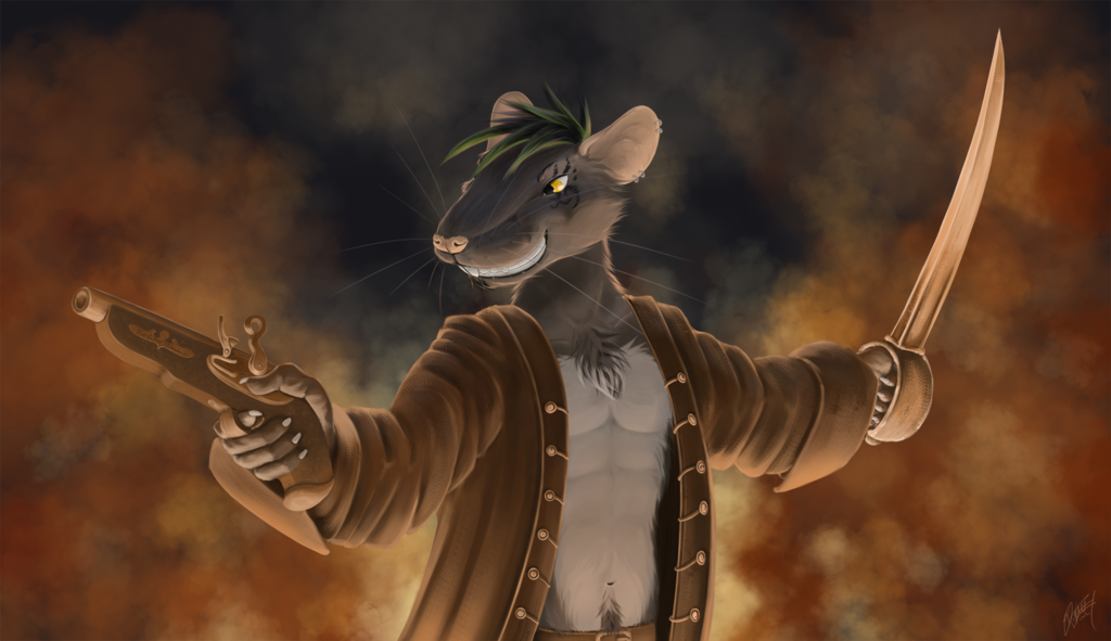 Most recent image: Gift - Pirate Metis