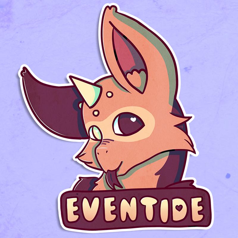 Eve Badge Art