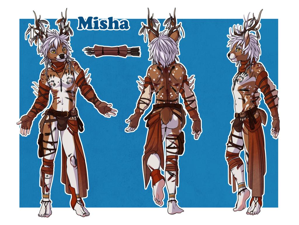 """Mishanti """"Misha"""" Rwunkava"""