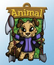 Animal Crossing Badge - Animal