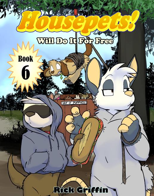 Housepets Book 6!!