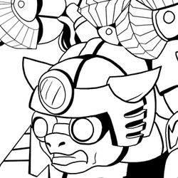 Ponyhammer: Earthbreaker (for sfaccountant)