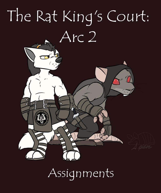 Arc 2: Part 1