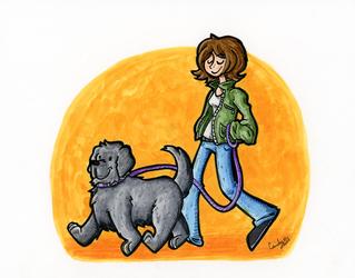 Dog Walkin'