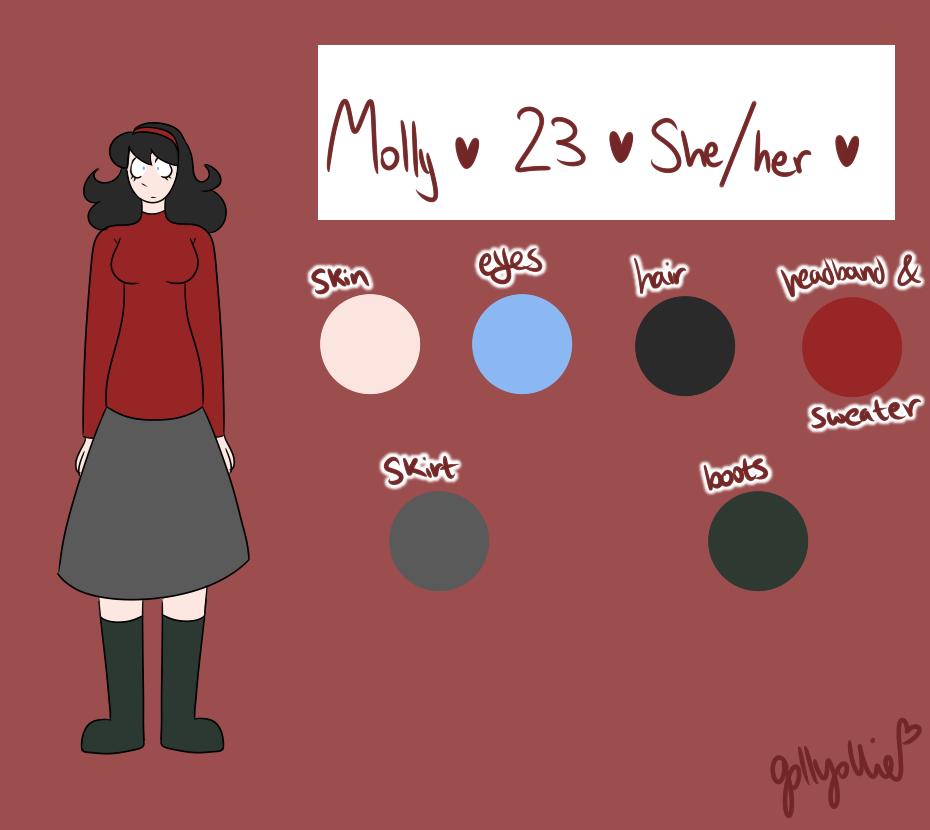 [OC Ref] Molly