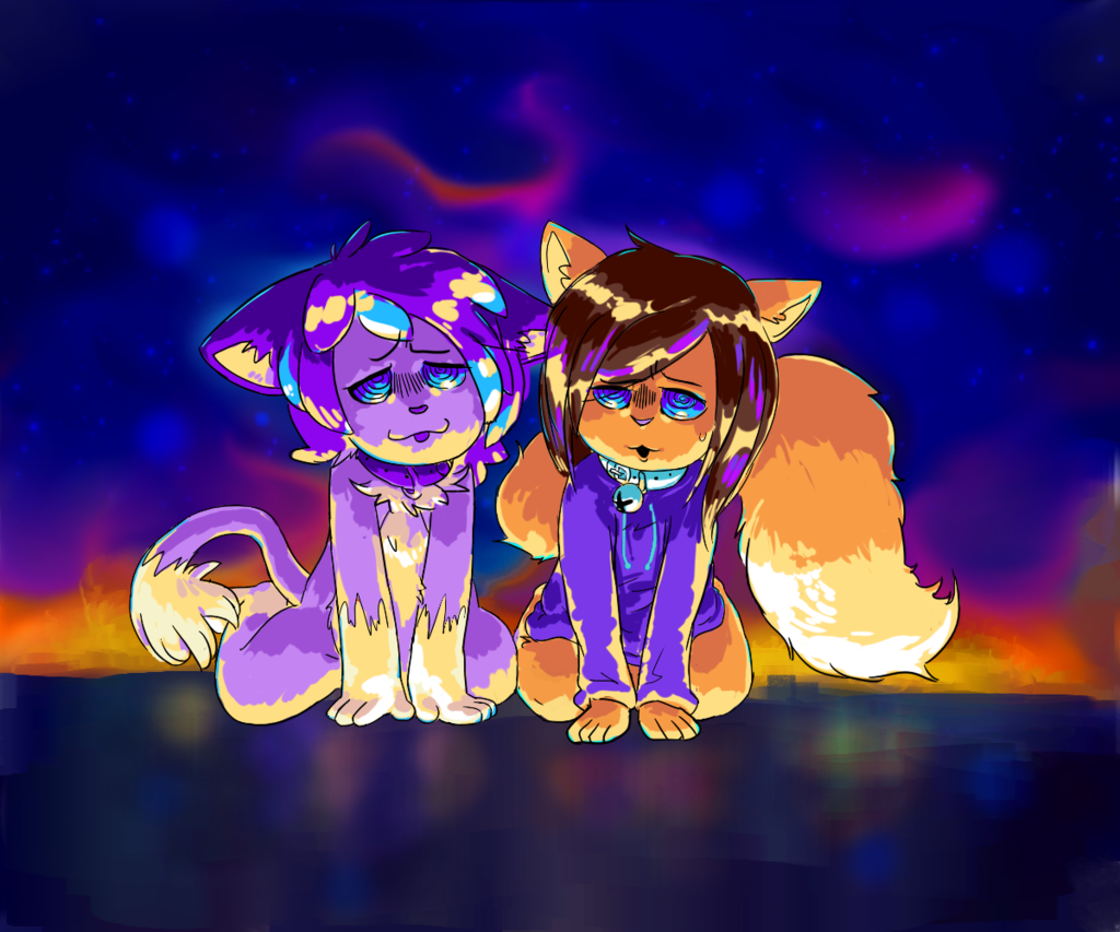 Hypno kitties
