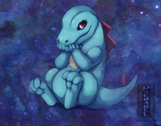 (1 hr) Warm Up 158 - Totodile