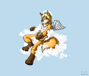 Foxes are Angels ^^